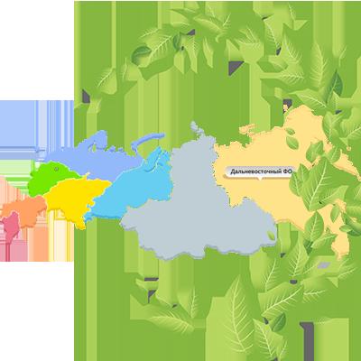 Лучшая реализация специального проекта ОЭОД «Зеленая Россия» ЛЕС ПОБЕДЫ (по регионам)