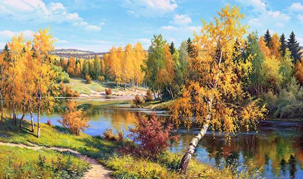 осень в россии. фото